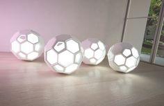 Hexa Lamp - designlibero