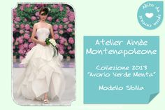 Something Tiffany Blue by MissBeckyB. | Wedding Blog: ABITO DA SPOSA CERCASI: SIBILLA BY ATELIER AIMEE 2013