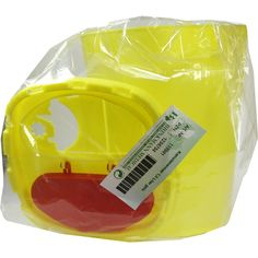 KANÜLENEIMER 1,5 l gelb:   Packungsinhalt: 1 St PZN: 01234734 Hersteller: Brinkmann Medical ein Unternehmen der Dr. Junghans Medical GmbH…