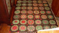 Tropical 8 by Linda Rotz Miller Quilts & Quilt Tops, via Flickr