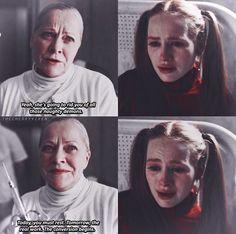 Penelope is evil. Poor Cheryl! 2.16 #riverdale
