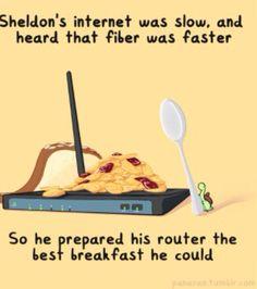 Sheldon the Tiny Dinosaur || Computer