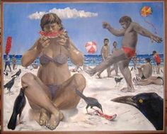 El arte de Colombia y Francia se toman a Cartagena