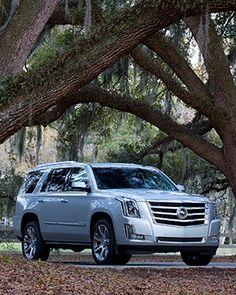 The 2015 Cadillac Escalade presents a royal experience!