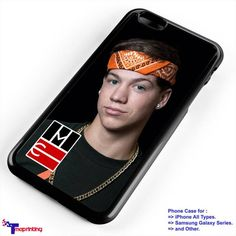 Taylor Caniff Magcon Boys Cover - Personalized iPhone 7 Case, iPhone 6/6S Plus, 5 5S SE, 7S Plus, Samsung Galaxy S5 S6 S7 S8 Case, and Other