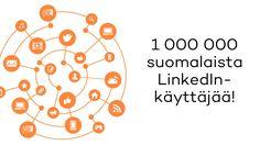 LinkedInissä on nyt miljoona suomalaista käyttäjää. Joko hyödynnät potentiaalin? Lue ohjeet, miten viet LinkedIn-käytön seuraavalle tasolle.