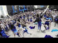Promo produced for the Official Cardiff Blues 2013/14 Flash Mob shirt launch