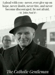 St. John Paul II                                                                                                                                                                                 More