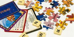 it's just a puzzle! you can learn vocabulary with puzzling!