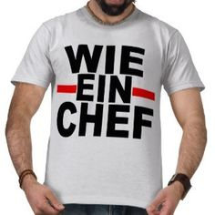 LIKE A BOSS: GERMAN. wie ein Chef Tee Shirt