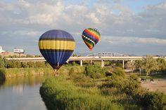 Balloons Over Yuma - Yuma, AZ - $199/person