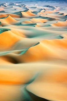 Dunes at Sunrise ~