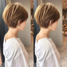 Feathered-Haircut-For-Thick-Hair Latest - Hair Beauty - Qoster Short Hair Long Bangs, Asian Short Hair, Asian Hair, Short Hair Cuts, Short Hair Styles, Bob Hairstyles 2018, Cute Hairstyles For Short Hair, Hairstyles Videos, Hair Upstyles