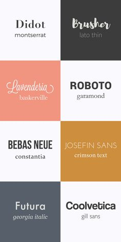 Choose the right typography - Atelier Bien choisir sa typographie — Atelier Nobo Fonts Pairings - Typography Letters, Graphic Design Typography, Graphic Design Posters, Graphic Design Inspiration, Hand Lettering, Vintage Typography, Vintage Fonts, Graphic Design Tips, Modern Typography
