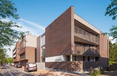 Röben Klinker, Bricks | Wohnhaus Neerpelt (BE) | Klinker: WIESMOOR kohle-bunt, DF | Planung: Mark Bollen | Foto: Luuk Kramer