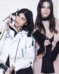 Kendall + Kylie Jenner: Colección Primavera 2016