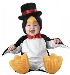 Fantasia Pinguim Bebe