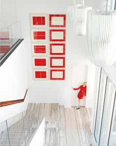 Modern Hamptons home