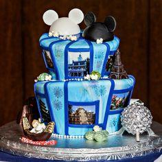 9 Wedding Cakes That