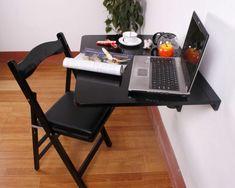 Прямоугольный складной компьютерный стол