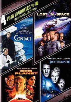 4 FILM FAVORITES:SCI FI