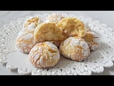 BISCOTTI MORBIDI ALL'ARANCIA - Soft Orange Cookies Recipe - YouTube