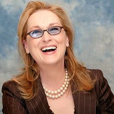 Meryl Streep one of my favorite actresses of all time!