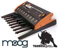遂にきたっ!モーグの限定足鍵盤入荷!|音楽制作機材専門店 パワーレック鍵盤堂 - 店長の部屋Plus+