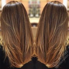 balayage ombre at vivace salon in del mar