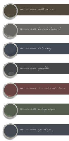 Brown Paint Colors, Office Paint Colors, Exterior Paint Colors, Paint Colors For Home, Gray Brown Paint, Furniture Paint Colors, Outside Paint Colors, Indoor Paint Colors, Entryway Paint Colors