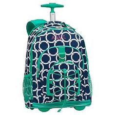 Discover all types of teen bags and luggage to fit your needs. Shop Pottery Barn Teen's travel + school bags including duffle bags, backpacks, lungs bags, beach totes and more. Rolling Backpacks For School, Pb Teen, Bags For Teens, Backpack For Teens, Pottery Barn Teen, Cute Rings, School Bags, School Stuff, Travel Bags