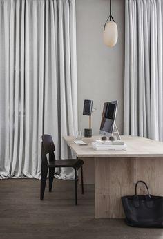 Norm Architects on Dezeen about their interior design for Kinfolk's stunning new head office in Copenhagen.