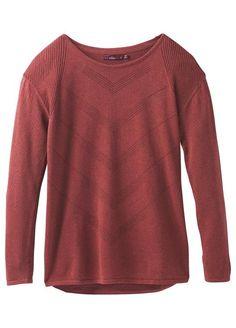 edf1312bd13 Prana Women's Mainspring Sweater