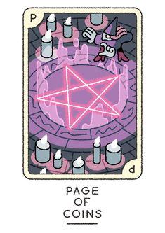 It's tarot tuesday! Tarrot Cards, Sparrow Art, Game Card Design, Cool Monsters, Oracle Tarot, Tarot Decks, Pretty Art, Art Blog, Game Art