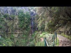 Madeira Levada walks - Rabaçal/Risco/25 Fontes with Madeira Adventure Kingdom - YouTube