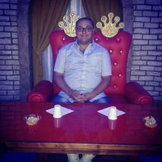 The King! #Compleanno #4Anni #HBRiccardo #BambiniOdiosi #Gonfiabili #King #Trono