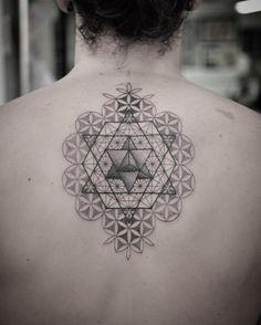 64 star tetrahedron