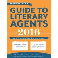 you reed book: 2016 Guide to Literary Agents