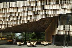 Daiwa Ubiquitous Computing Research Building - Kengo Kuma