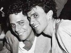 Chico Buarque e Caetano Veloso