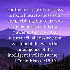 This is a great verse when we are being mocked and ridiculed.  Let's not get mad, but have compassion for the mockers and scoffers