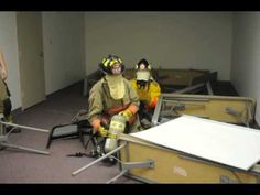 Firefighter Search and Rescue Training - PART ONE - YouTube
