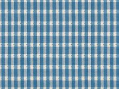 Brunschwig & Fils HALSEY COTTON CHECK OXFORD BLUE BR-89505.244 - Brunschwig & Fils - Bethpage, NY, BR-89505.244,Brunschwig & Fils,Chenille,Blue,S,Up The Bolt,Upholstery,India,Yes,Brunschwig & Fils,HALSEY COTTON CHECK OXFORD BLUE