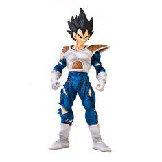 """I found 'Banpresto Dragon Ball Kai Wild Style Figure - ~7.5"""" Vegeta' on Wish, check it out!"""