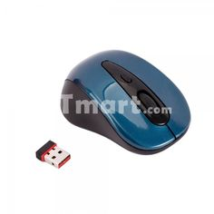 awesome 2.4G Wireless Optical Mouse for PC / Laptop Blue from 6.35 € (free shipping)