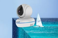 VStarcam is a global smart home security systems brand, manufacture indoor security cameras, outdoor security cameras, video doorbells, alarm systems and other smart home devices. Smart Home Security, Home Security Systems, Wireless Video Camera, Waterproof Camera, Dome Camera, Baby Monitor, Alarm System, Security Camera, Surfboard