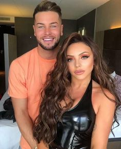 JESY Nelson's boyfriend Chris Hughes joined Little Mix on stage as he filled in for poorly Jade Thirlwall. The Love Island star, who was invited on tour with his girlfriend Jesy, made himself… Jesy Nelson Boyfriend, Ex Boyfriend, Jessy Nelson, Chris Hughes, Little Mix Jesy, Plunge Bikini, Love Island, Perrie Edwards, Girl Bands