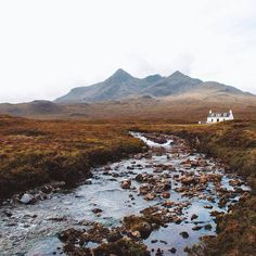 Scotland in Autumn #landscape #colours #fall #nature #cottage #river #adventure #autumn #travel #outdoors #instafollow #l4l #photooftheday