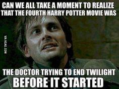 Crazy Harry Potter Theory