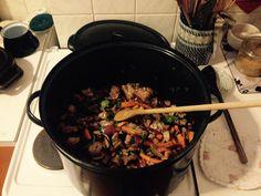 Jehněčí maso z krámku přímo do kotlíku... Beef, Food, Meat, Essen, Meals, Yemek, Eten, Steak